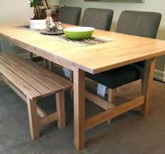 Dining Room Table And Chairs Ikea Uk by Dining Table With Bench Seats Ikea Dining Room Table And Chairs