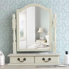 Ebay Dresser With Mirror by Juliette Shabby Chic Champagne Trinket Mirror Cream Dressing