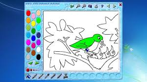 Download Kea Coloring Book Free