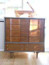 Johnson Carper Mid Century Dresser by A Study In Light On A Johnson Carper Tallboy U2014 Martha Leone Design