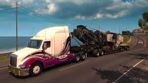 100 Most American Truck Simulator Heavy Cargo Pack Press Kit