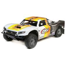 Losi LOS05014T2 5IVE-T 2.0 4WD 1/5 Scale Short Course Truck Gas BND