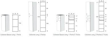 meuble cuisine 25 cm largeur meuble cuisine 25 cm largeur caisson cuisine 20 cm meuble cuisine 25