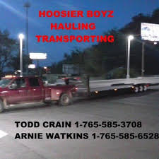 100 Hoosier Truck And Trailer HOOSIER BOYS TRANSPORT Covington Indiana Get Quotes For Transport