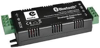 bluetooth modul verstärker funk lautsprecher boxen badezimmer 4x15w aux b428bl ebay
