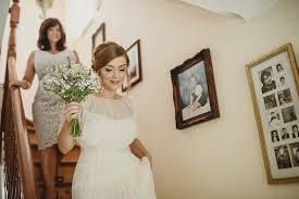 Bride In Saja Wedding Dress