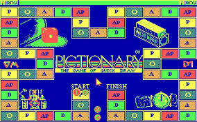Pictionary Download 1989 Strategy Game