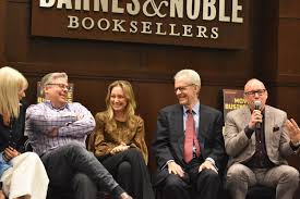 The 2016 Movie Business Book Launch At Barnes & Noble   UPLIFTING ... Ed Burns Signs Copies Of His Book Profile Of Len Riggio Founder Barnes Noble Selling Selfpublished Books At Author Brand On Behance And Summer Reading Program 2017 Thirdgrade Students Save Florida From Closing 114 Sean Oconnor Flow Listen 100 Hours Distribution Center Jobs A Gift Guide Because Darling Is Now Their The Demise Business Insider Monroe College Opens Bookstore With Starbucks Memoir Archives Review