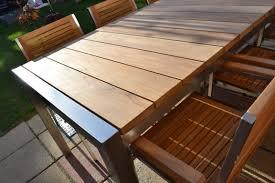 Teak Steamer Chair John Lewis by 8 Seater Teak Stainless Steel Garden Set Nirvana