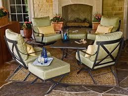 Mallin Patio Furniture Covers by Woodard Patio Furniture Wrought Iron U2014 Home Design Lover Amazing