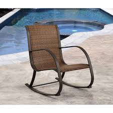 Abbyson Gabriela Brown Wicker Outdoor Rocking Chair (Brown), Size ... 3piece Honey Brown Wicker Outdoor Patio Rocker Chairs End Table Rocking Luxury Home Design And Spring Haven Allweather Chair Shop Abbyson Gabriela Espresso On 3 Piece Set Rattan With Coffee Rockers Legacy White With Cushion Fniture Cheap Dark Find Deals On Hampton Bay Park Meadows Swivel Lounge