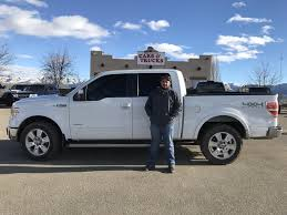 TRAVIS's New 2013 Ford F-150 4X4! Congratulations And Best Wishes ...