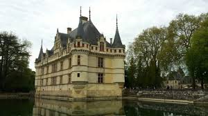 six châteaux on the loire azay le rideau a in