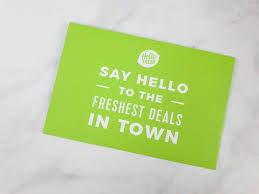 February 2018 Hello Fresh Subscription Box Review + Coupon ... Hellofresh Canada Exclusive Promo Code Deal Save 60 Off Hello Lucky Coupon Code Uk Beaverton Bakery Coupons 43 Fresh Coupons Codes November 2019 Hellofresh 1800 Flowers Free Shipping Make Your Weekly Food And Recipe Delivery Simple I Tried Heres What Think Of Trendy Meal My Completly Honest Review Why Love It October 2015 Get 40 Off And More Organize Yourself Skinny Free One Time Use Coupon Vrv Album Turned 124 Into 1000 Ubereats Credit By