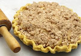 Pumpkin Pie With Streusel Topping Southern Living by Sour Cream Apple Pie With Streusel Topping Recipe