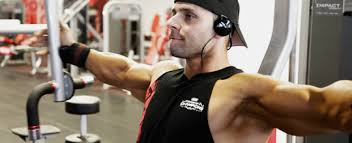 Pec Deck Flye Alternative by 4 Supersets To Grow Your Chest To Colossal Proportions