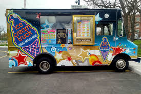 100 Icecream Truck Ice Cream Time Machine Toronto Food S Toronto Food S