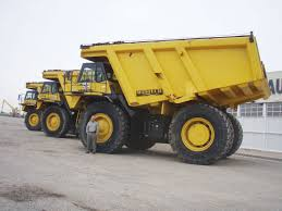 2008 Komatsu HD785-7 Haul Trucks - Vogel Equipment