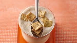 Cinnamon Toast CrunchR Milkshake MashUp