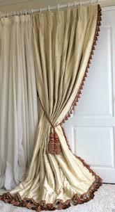 Ebay Curtains With Pelmets Ready Made by Best 25 Cream Curtain Tiebacks Ideas On Pinterest Cream Curtain