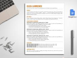 Google Docs Resume Template By Templates On Dribbble One ... 45 Free Modern Resume Cv Templates Minimalist Simple 50 Free Acting Word Google Docs Best Of 2019 30 From Across The Web Skills Based Template Blbackpubcom Elegant Atclgrain 75 Cover Letter Luxury By On Dribbble One Templatesdownload Start Making Your Doc Brochure Of