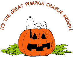 Linus Great Pumpkin Image by The Great Pumpkin Clipart U0026 The Great Pumpkin Clip Art Images