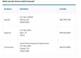 trw credit bureau what is the phone number of the three credit bureaus quora