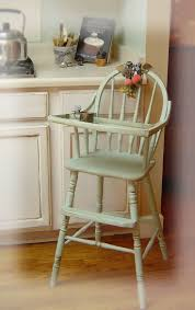 Eddie Bauer High Chair Tray Removal by Best 10 Painted High Chairs Ideas On Pinterest Wooden Baby High