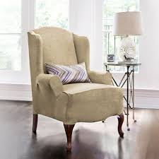 Dahlia Damask Wing Chair Slipcover | Products In 2019 ... Lisle White Slipcover Wingback Host Chair Black Blue Ding Covers Round Back Room Chun Yi 2piece Stretch Jacquard Spandex Fabric Wing Armchair Slipcovers Tcushion For Walmart Fireside Floral Winsome Big Man Recliner Brown Power Boy Gray Wingbacks With Damask By Shelley Cube Target Pottery Bar Slipcovered Pattern Sewi Capri Captain Cdi Fniture