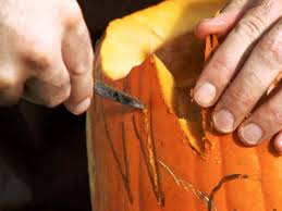 Best Way To Carve A Pumpkin Lid by Halloween Pumpkin Carving Electro Jack O U0027 Lantern How Tos Diy