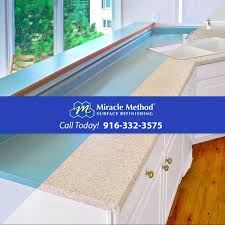 sacramento ca surface refinishing repair miracle method of