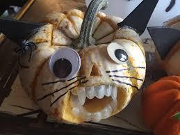 Creepy Clown Pumpkin Stencils by Pumpkin Teeth 4 Steps With Pictures
