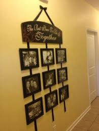 wall decor i put together everything bought from hobby lobby i