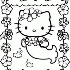 Beach Coloring Pages For Kids Picture Colouring Children