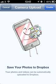 Dropbox for iOS Adds Handy Automatic Camera Uploads