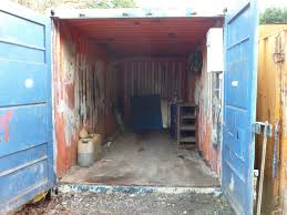 100 Cheap Container Shipping 20ft Shipping Storage Container For Sale Cheap To Clear Must Collect Inc 20L Green Paint In Wisbech Cambridgeshire Gumtree