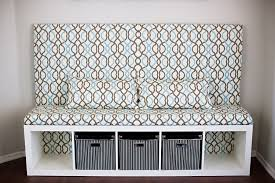 diy kitchen bench seating with storage making kitchen bench