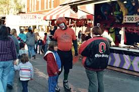 Circleville Pumpkin Festival by One Lonely Apricot Ohio U0027s Oldest Festival The Circleville