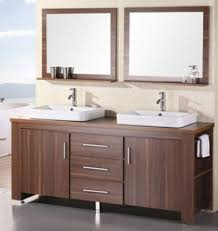 bathroom bathroom sink drawers corner sink mirror bamboo vanity
