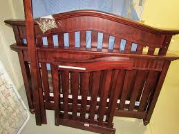 Babi Italia Dresser Tea Stain by Babi Italia Eastside Lifestyle Cherry Baby Crib With Mattress And