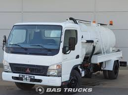 100 Mitsubishi Commercial Trucks For Sale At BAS Fuso Canter 4X2 New