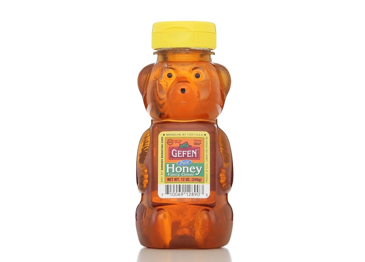 Gefen Fancy Clover Pure Honey - 12 oz