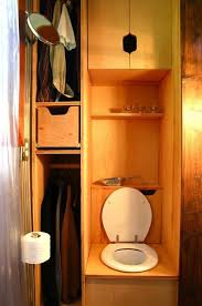 waterless toilets for the home tiny house composting toilet 45degreesdesign