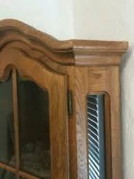 eckschrank dunkel wohnzimmer ebay kleinanzeigen