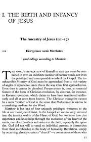 Fire Of Mercy Heart The Word Meditations On Gospel According To Saint Matthew Vol 1