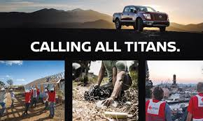 Nissan Titan Pickup Marketing Campaign -- <br/>'Calling All Titans ... Check Price 2pcs Car Work Light 75w Led Spotlight 12v 253w Ip67 Nissan Spotlights Innovative Truck Accsories At 2016 Shot Show Cheap Stage Lighting Idjnow Dj Equipment Spotlights For Trucks Spot Off Road Lights Headlights Fog For Jeep Truck Kc Hilites Adventure Photojournalist Arctic Led Light Bars Offroad Sale 3 Inch Round 12w Tractor 6000k Showboatthis Festive Ford F650 New Fuel Advanced Offroad Dual Sports Kits Hid Baja Designs Amazonca Accent Led Bulb To Operate Ideas
