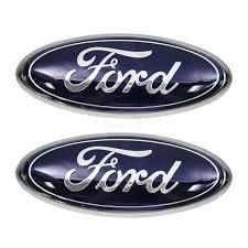 100 Ford Truck Logo OEM 4L3Z1542528AB Blue Oval Emblem Grille Tailgate For 0408