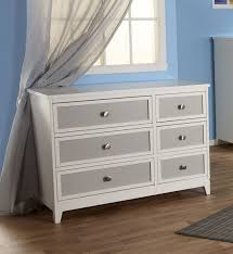 pali treviso 3 piece nursery set in white grey crib double