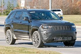 Refreshed 2017 Jeep Grand Cherokee Spied Photo & Image Gallery Jeep Cherokee Truck Rendering Jkforum Used Cars For Sale Denver Co 80219 Kings New Bethlehem All Ford Grand Vehicles 2015 In Broken Arrow Ok 74014 Harriman 2013 Cnet Appraises The Trailhawk Autopark Chrysler Blog Defensa Frontal Rack De Techo Wj Overland Trucking Best Image Kusaboshicom Comanche Project Pickup Cvesion Wiy Custom Bumpers Trucks Move