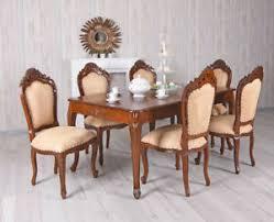 tisch stuhl sets aus mahagoni mit bis 6 günstig kaufen ebay
